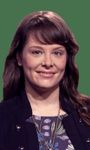 Becky Warren on Jeopardy!
