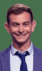 Isaac Loeb on Jeopardy!