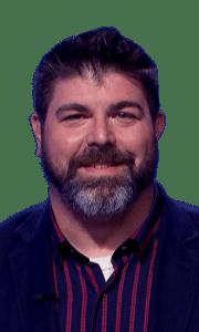 Michael Pascuzzi on Jeopardy!