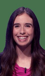 Evelyn Rubin on Jeopardy!