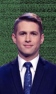 EJ Wolborsky on Jeopardy!