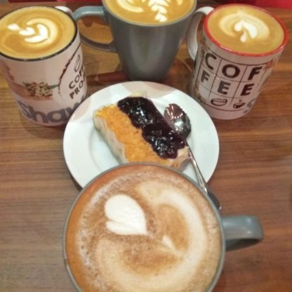 Coffee Project - www.thejerny.com