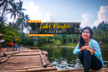 Lake Pandin Travel Guide - How to get there from Manila - http://thejerny.com