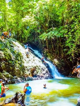 Binuang Falls in Labo - http://thejerny.com