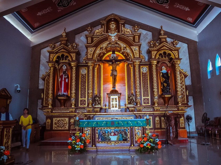 Coron Town Tour - St. Augustine Church - http://thejerny.com