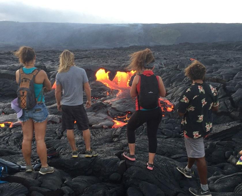 8 Best Big Island (Hawaii) Activities - Lava viewing - http://thejerny.com