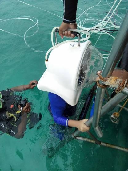 Helmet Diving - http://thejerny.com