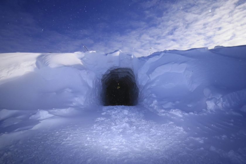 Langjökull Ice Tunnel