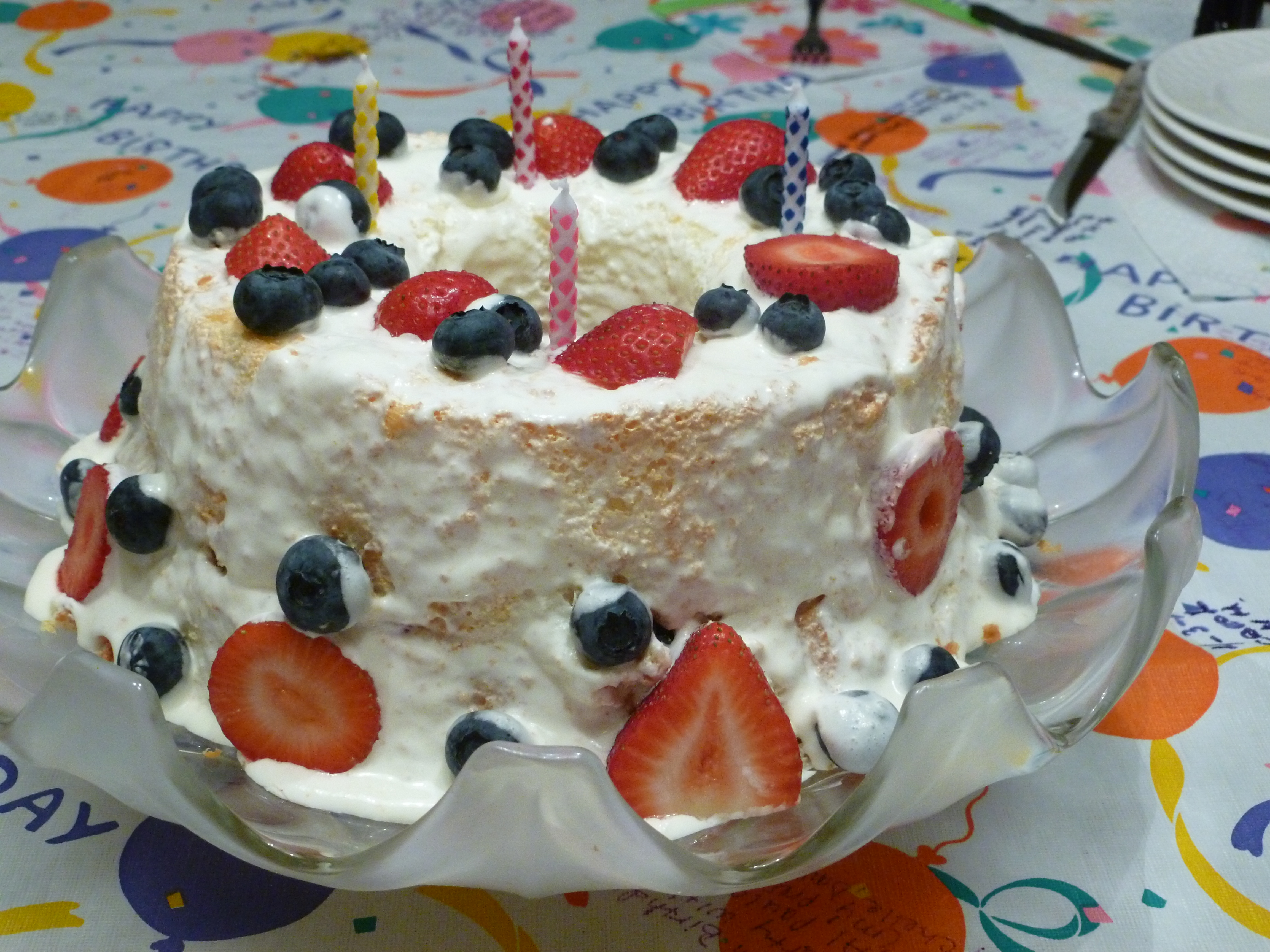 Try This Healthy Birthday Cake Recipe