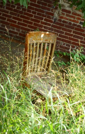 Chair Saturated