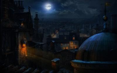 fantasy night published september
