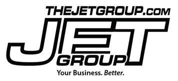The JetGroup Website and social media design 416 992 4029