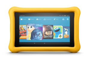 Fire HD 8 Kids Edition yellow