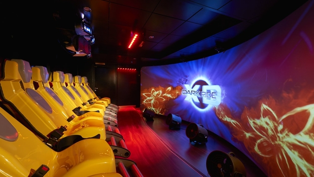 Galaxy Pavilion onboard Norwegian Joy, Norwegian Cruise Line