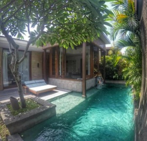 The Elysian Private Pool Villa Bali
