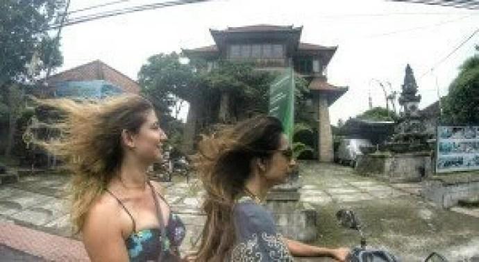Bali Ubud Scooter Ride