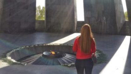 Dzidzernagapert armenia