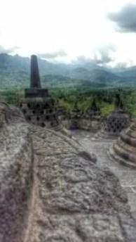 Borobudur Temple Java Indonesia