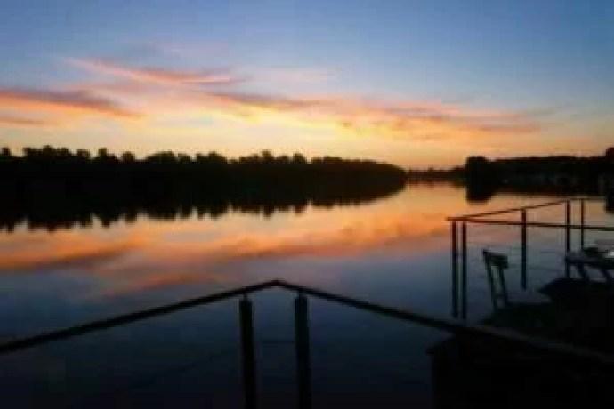 Sunset Serbia