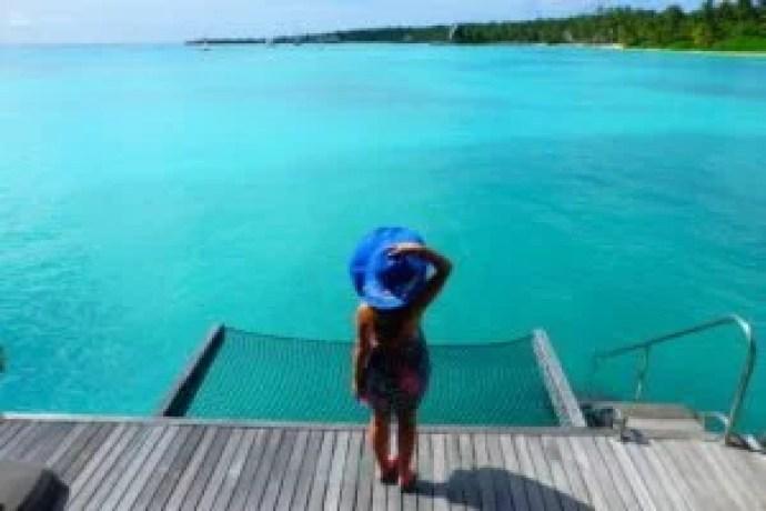 Hammock Maldives Villa beach