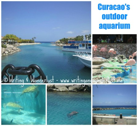 curacaoaquariumcollage