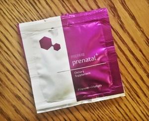 prenatal vitamins