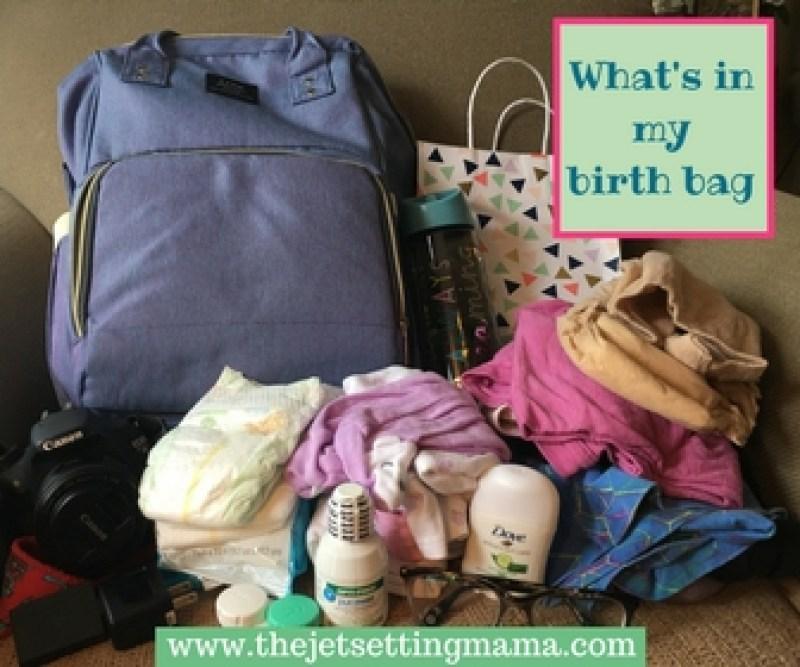 birth bag