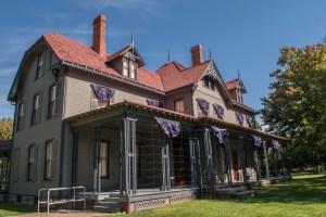 James Garfield's Home