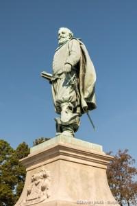 Captain John Smith, Jamestown