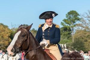 George Washington, Colonial Williamsburg