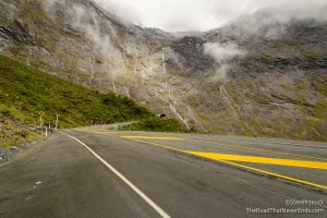 Milford Sound Highway Tunnel