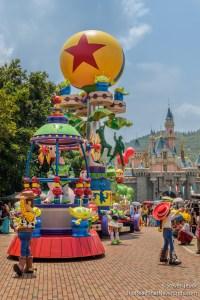 Flights of Fantasy Parade