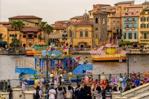 Easter Fashion Show, Mediterranean Harbor