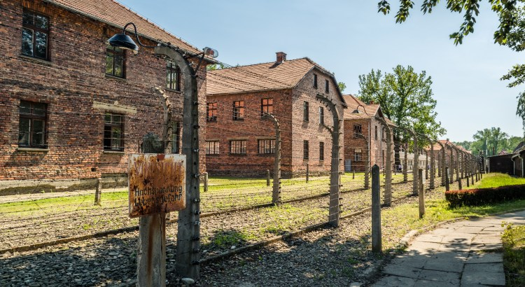 Outside of Auschwitz