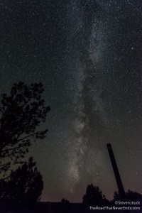 Milky Way at Hovenweep NM
