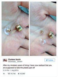 NBC Viewers Weigh in on Twitterspheres Earring-Back ...