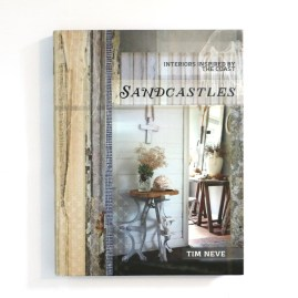 Sandcastles by Tim Neve Coffee Table Book
