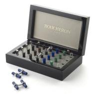 Boucheron Epure Cufflinks Sets - for an elegant dad