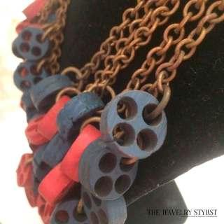 Necklace Miriam Haskell-esque Close-up
