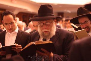 HaRav Peretz Steinberg - Photo Credits - Yaakov Katz and QJL