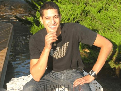 Netanel Arami. Photo: Terror victim, Netanel Roi Arami. Photo Credit: Courtesy of Arami family.
