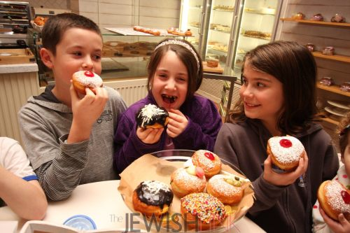 First sufgania in Israel1