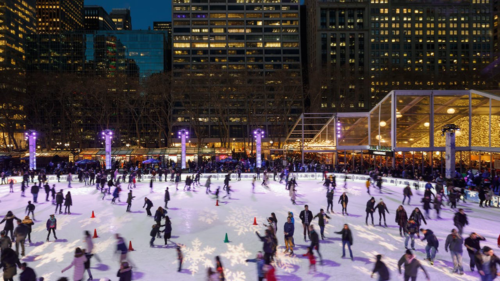 NYC's Best Ice-Skating Rinks for Winter 2019-2020 - The Jewish Voice