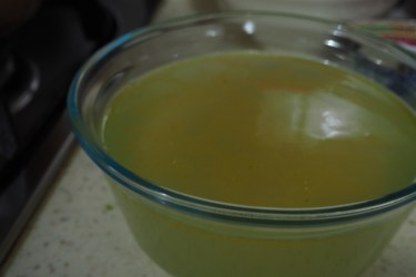 Chicken Stock made from scratch