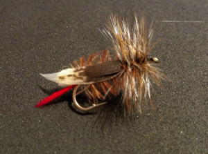 The jighead hopper pattern flies fly trout joes hopper grasshopper fishing terrestrials 1