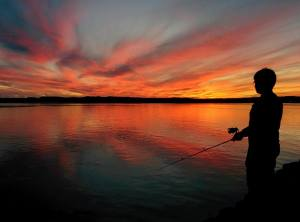 Fishing spots PEI prince edward island New Brunswick where to find fishing holes striped bass sea run brook trout brookie steelhead google maps sunset dusk spin rod mackerel flounder