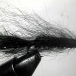 Black Mohair Leech Fly