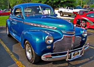 1941 Chevrolet Coupe jigsaw puzzle in Cars & Bikes puzzles