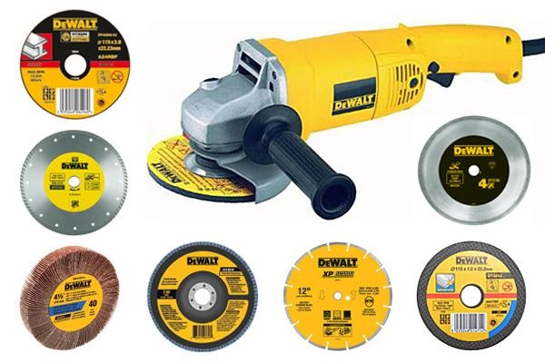 angle grinder accessories