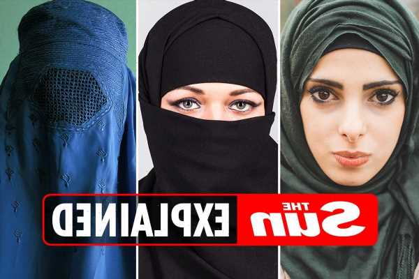 The hijab is one name for a variety of similar headscarves. What Is The Difference Between A Niqab A Burka And A Hijab Thejjreport